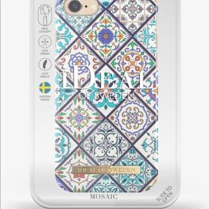 Ideal of Sweden iPhone 7 case Mosaic. BN in box.